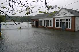 image of flooded residence
