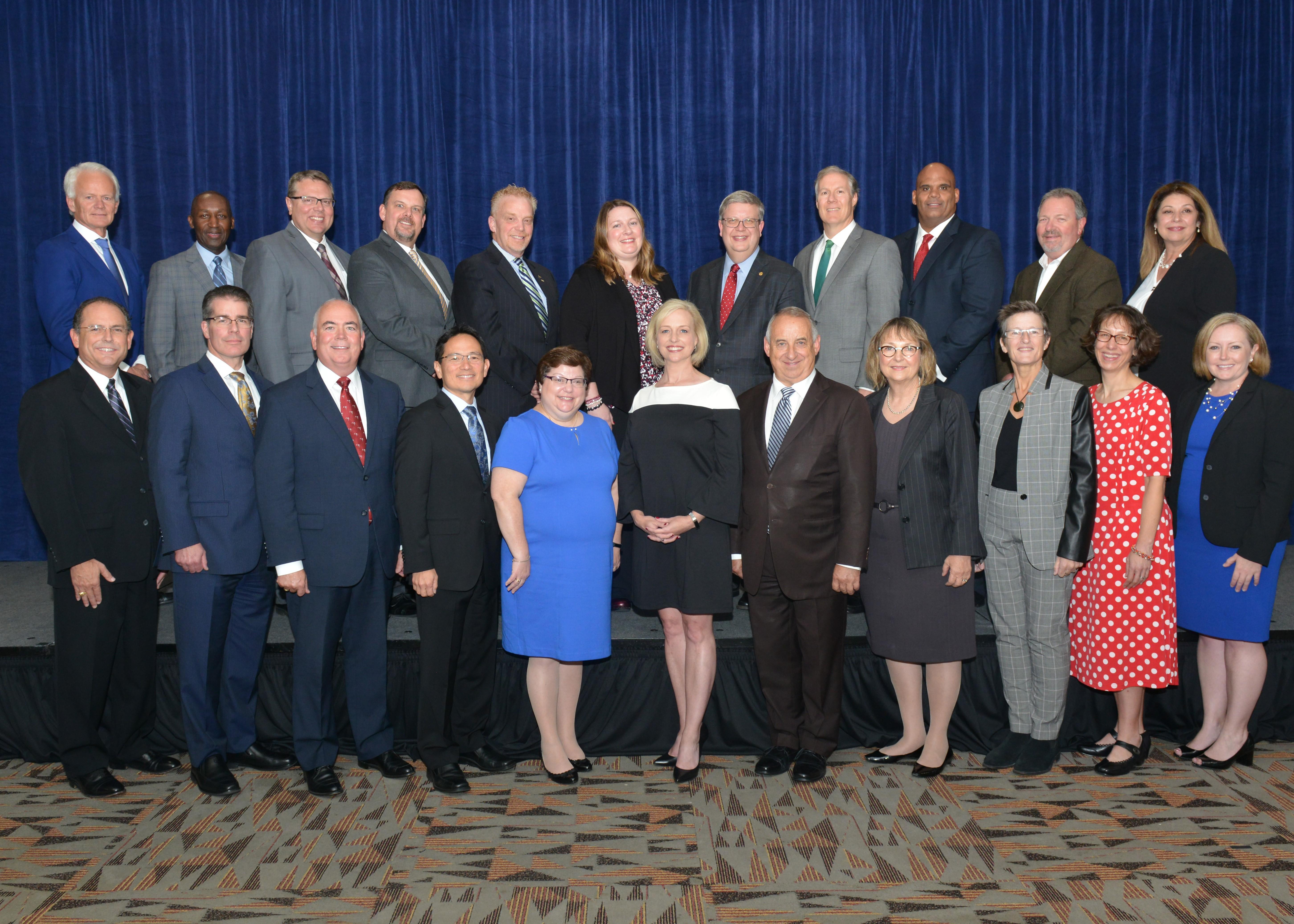 ICMA Executive Board