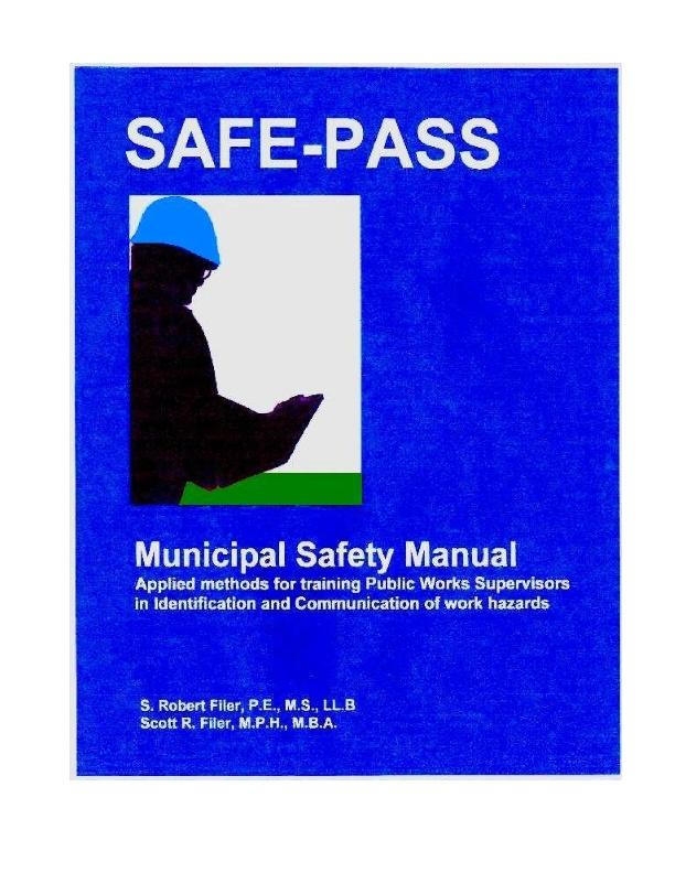 Municipal Safety Manual  IcmaOrg