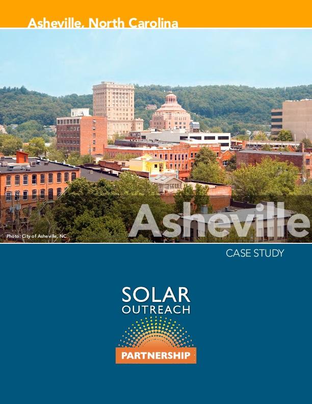 Solar Case Study Asheville Nc Icma Org