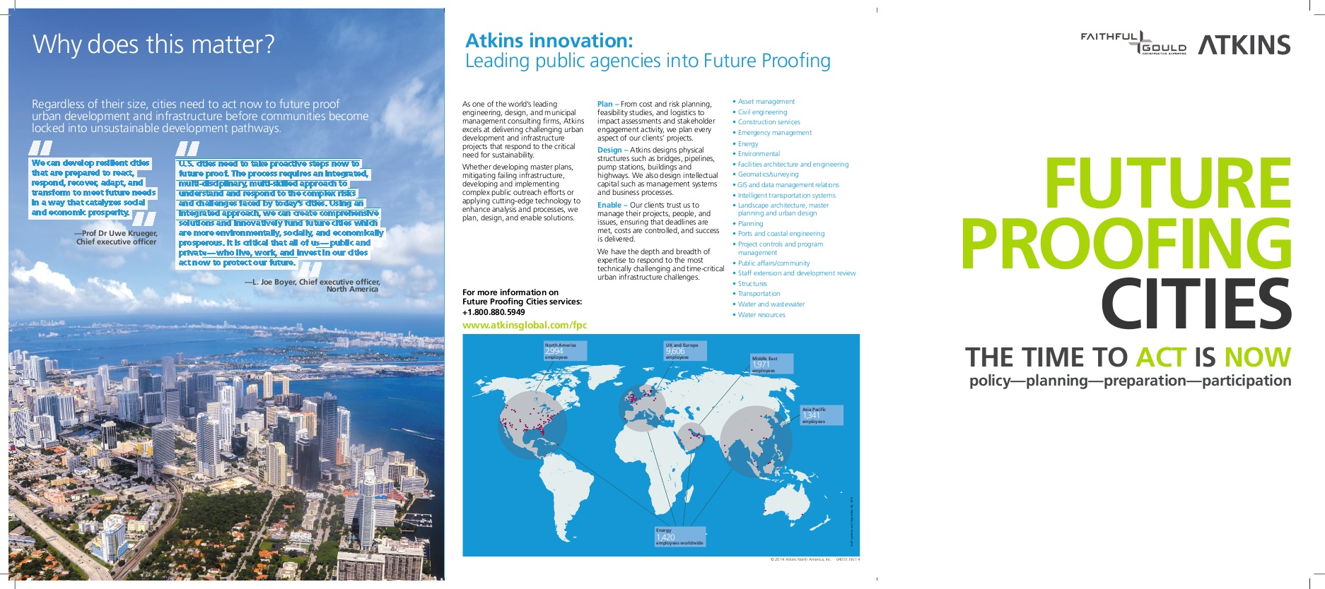 Future Proofing Cities: The Time to Act is Now | icma org