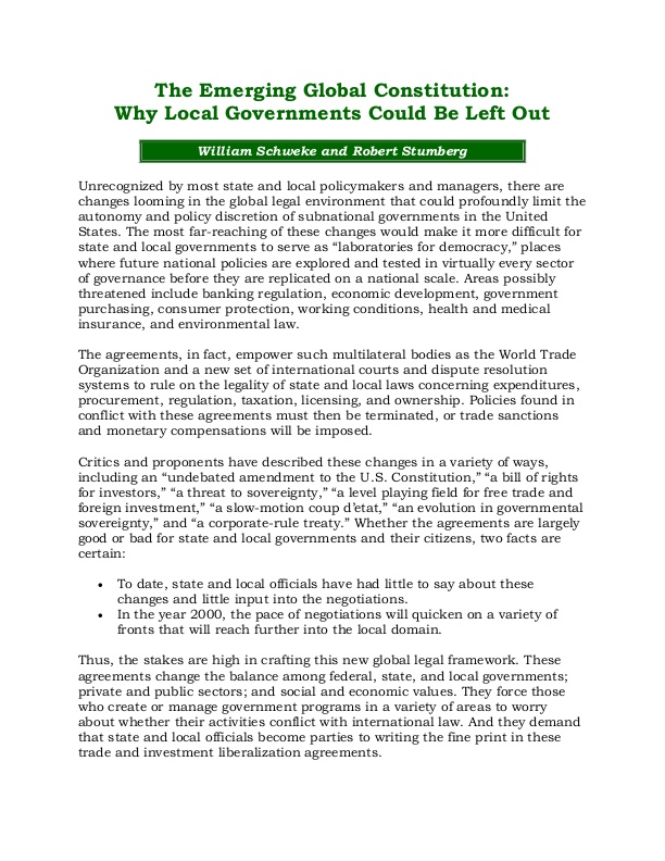 Investment Agreement Icma