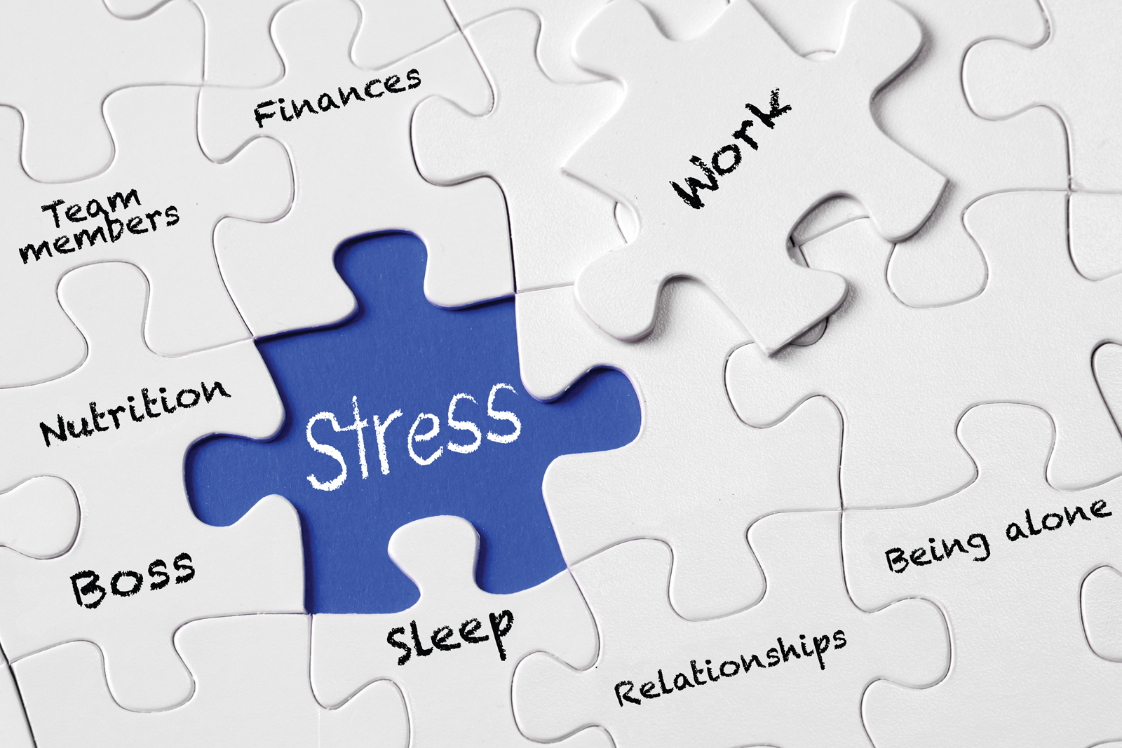 PM Article: Identify Your Stressors | icma.org