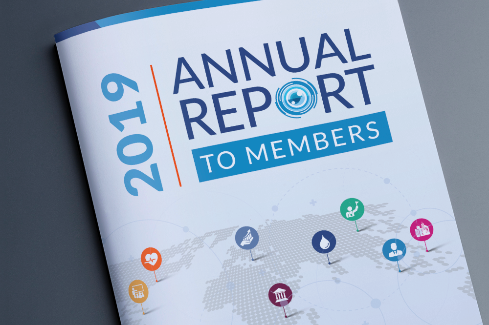 cover of ICMA 2019 Annual Report