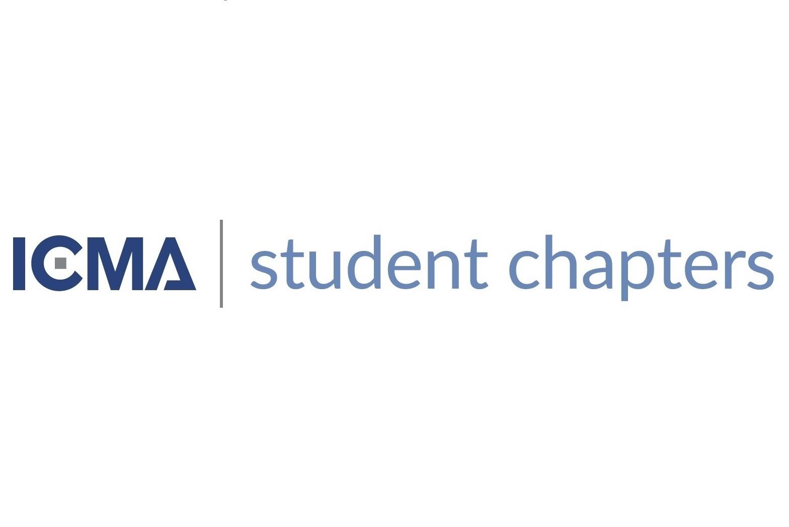 About icma student chapters icma falaconquin