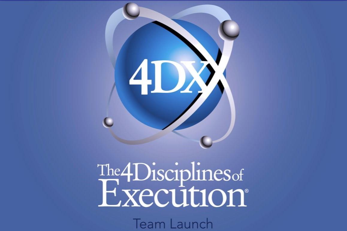4DX team launch presentation