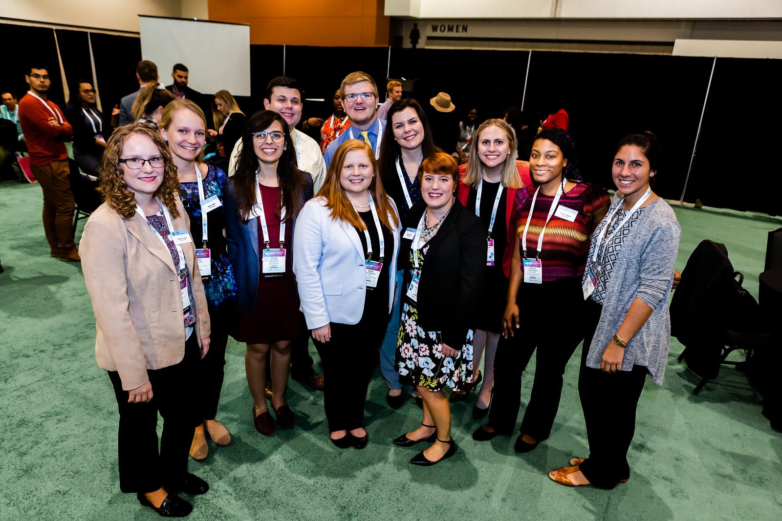 ICMA Student Members