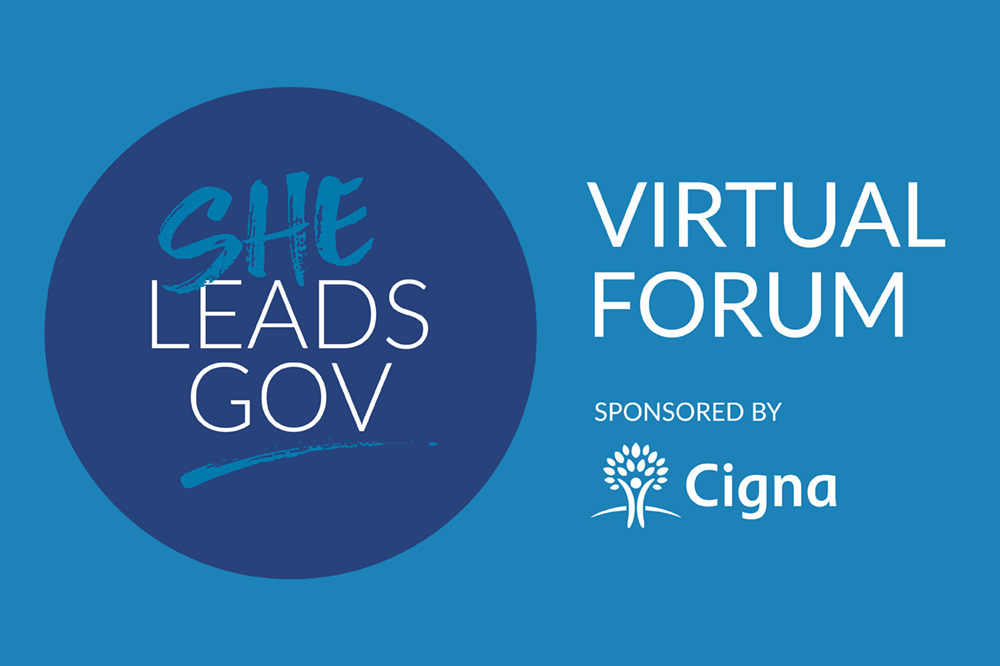 SheLeadsGov Virtual Forum