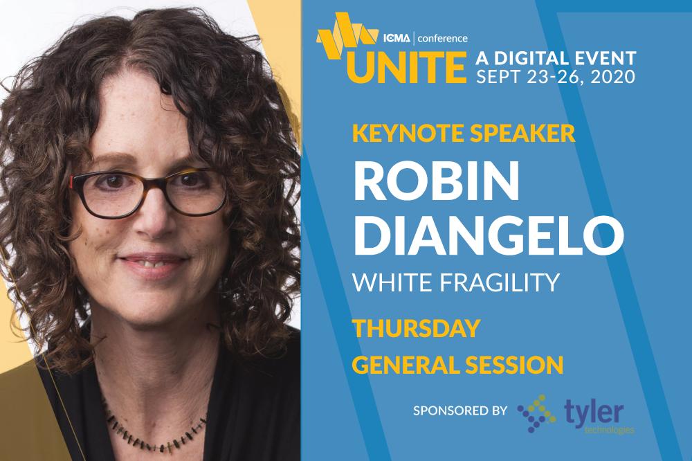 Robin DiAngelo on White Fragility