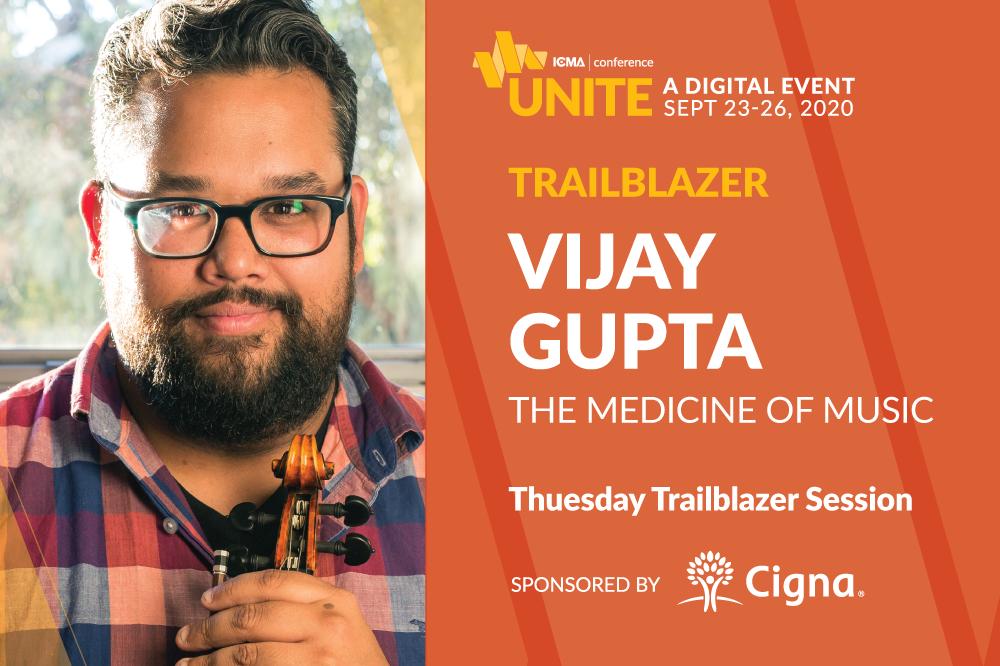 Vijay Gupta, The Medicine of Music