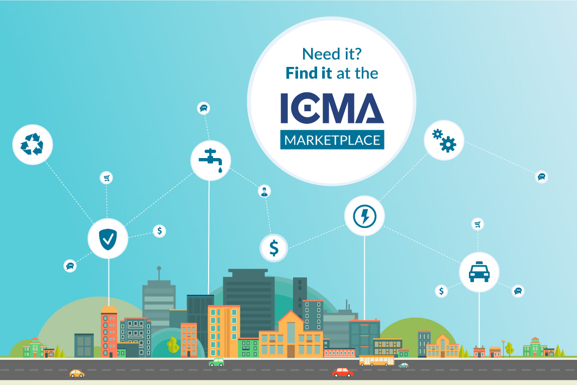 ICMA Marketplace logo