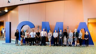 ICMA Conference Scholarship Recipients, Nashville